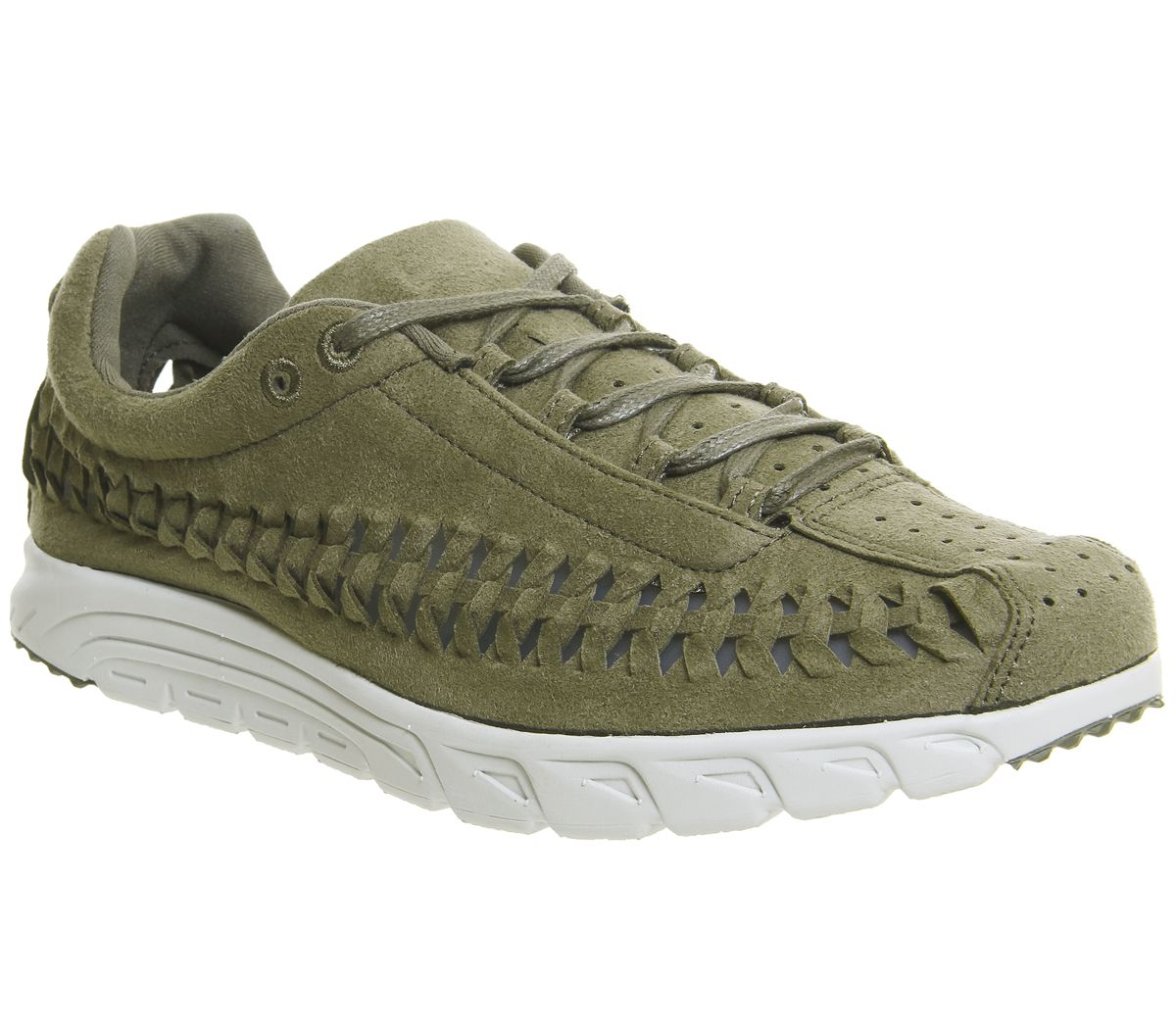 2a5e2d2457f2 Nike Mayfly Woven Trainers Medium Olive Light Bone - His trainers
