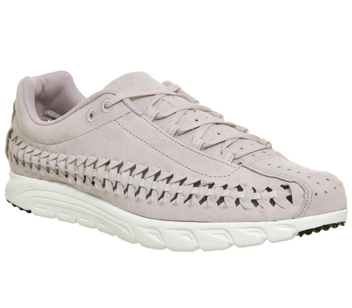 3e602eb718b Nike Mayfly Woven Trainers Particle Rose - Hers trainers