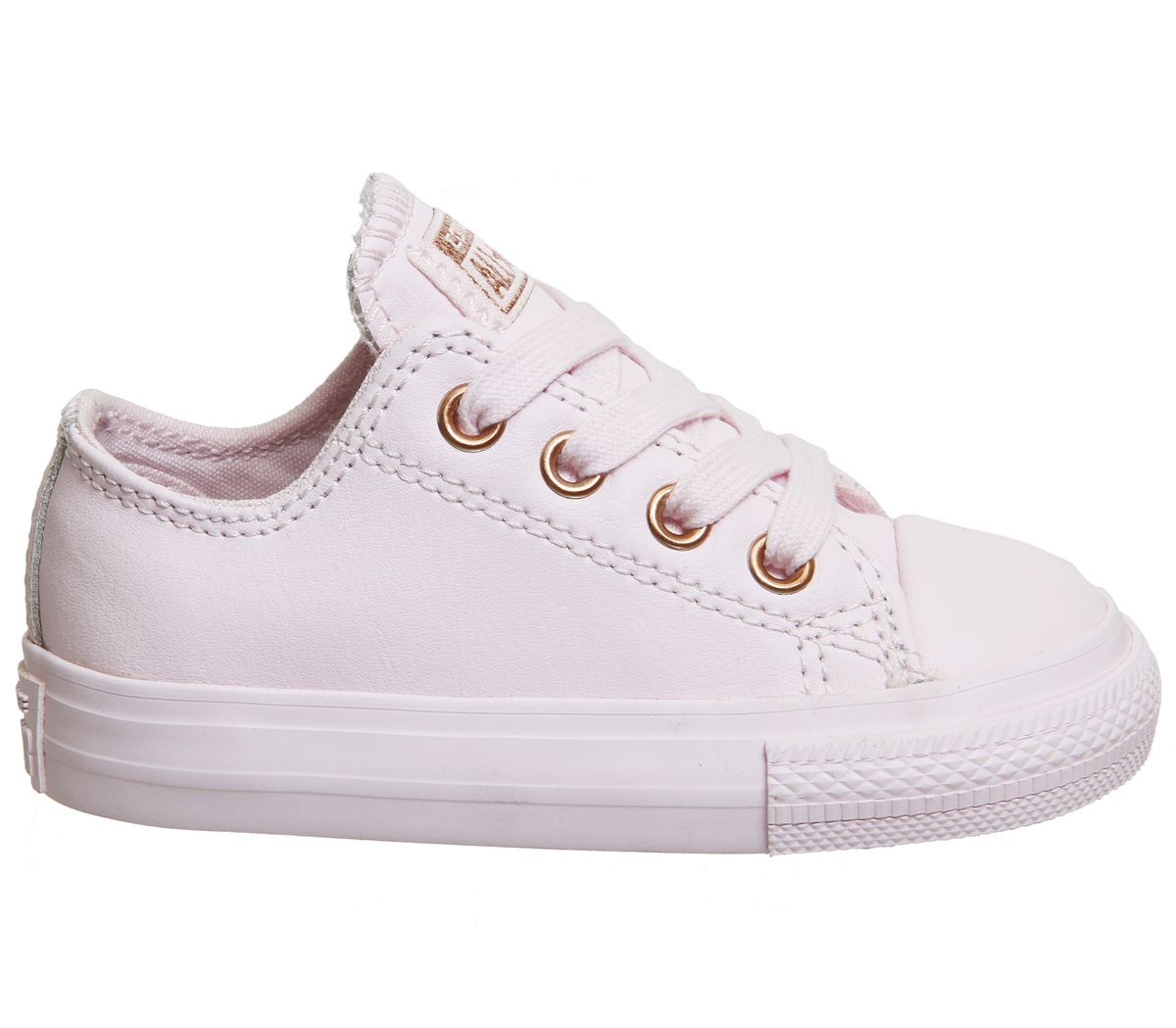 23657ec4da97 Converse All Star Ox Leather Infant Arctic Rose Gold Exclusive - Unisex
