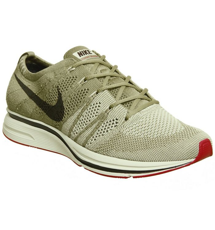 bc2a1bc965 Flyknit Trainers; Nike, Flyknit Trainers, Neutral Olive Velvet Brown Red Qs  ...