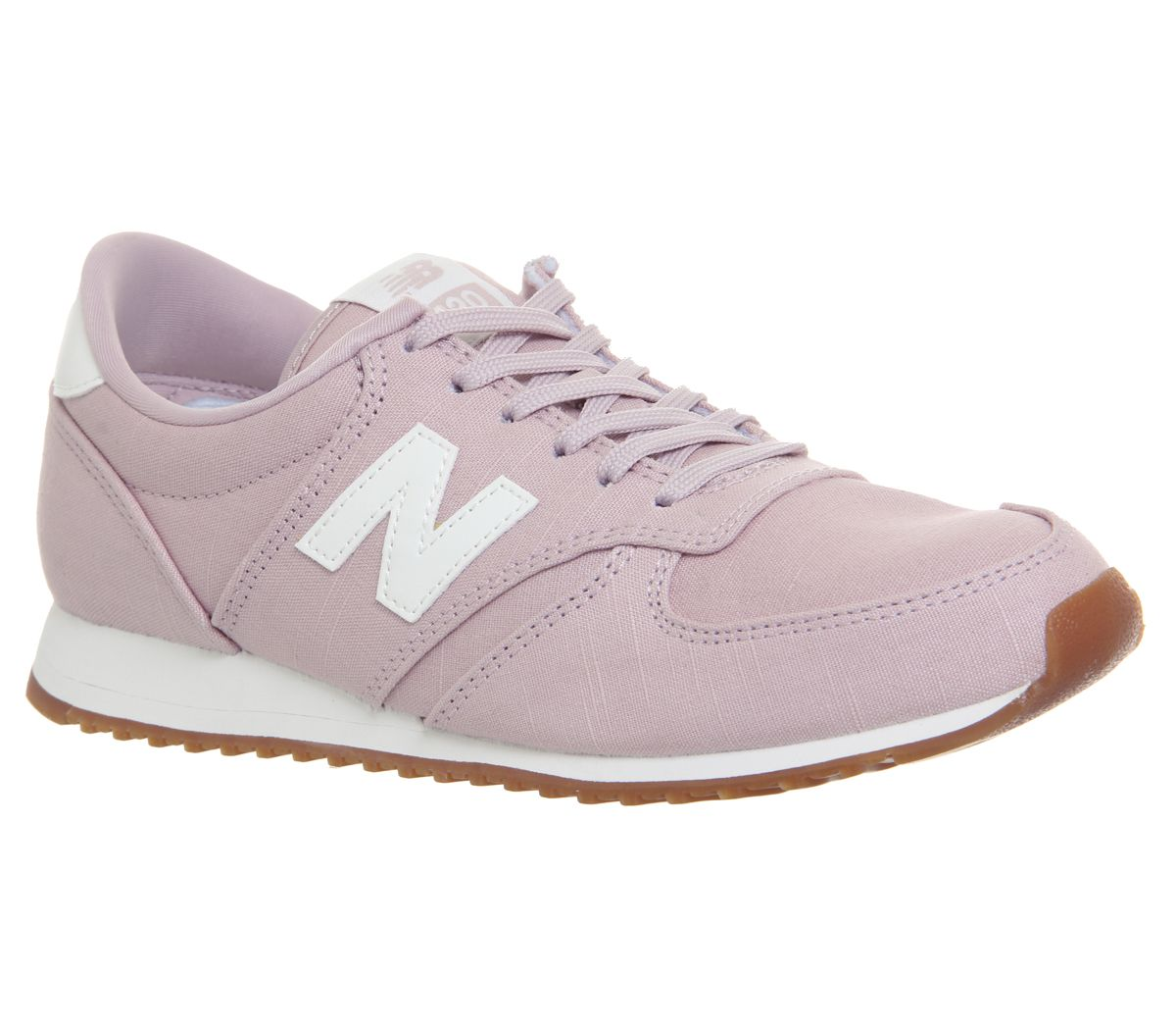 8dab372bbbff3 New Balance 420 Trainers Faded Rose - Hers trainers
