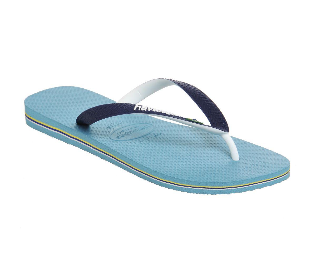85b025945fd6 Havaianas Brasil Mix Blue - Sandals