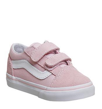 vans kinder rosa