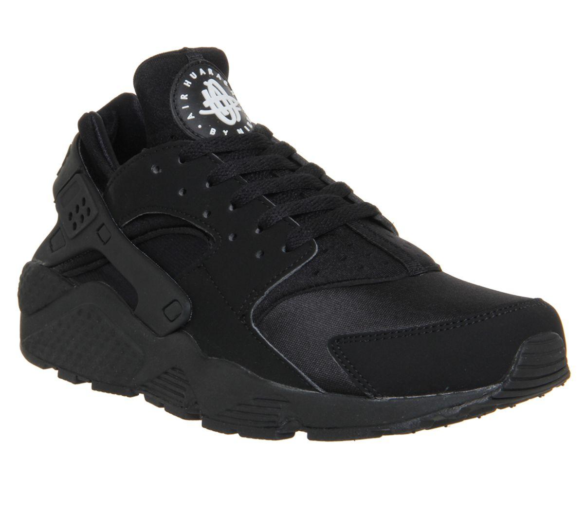 1ca02edc179a Nike Air Huarache Black Mono - Unisex Sports