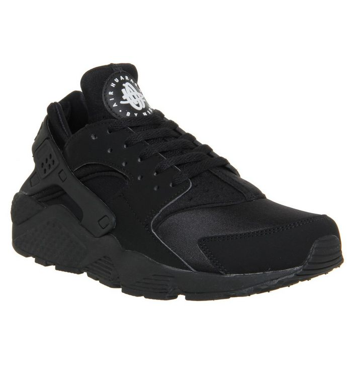 Nike Air Huarache BLACK MONO