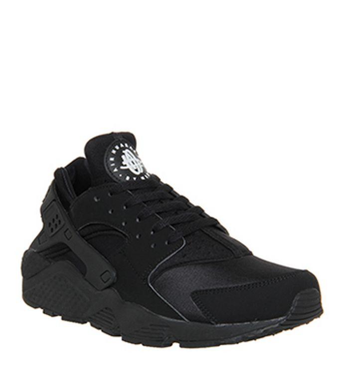 08639c9c6b096 Nike Huarache Run Ultra Ps Black White. £51.99. Quickbuy. 29-11-2014