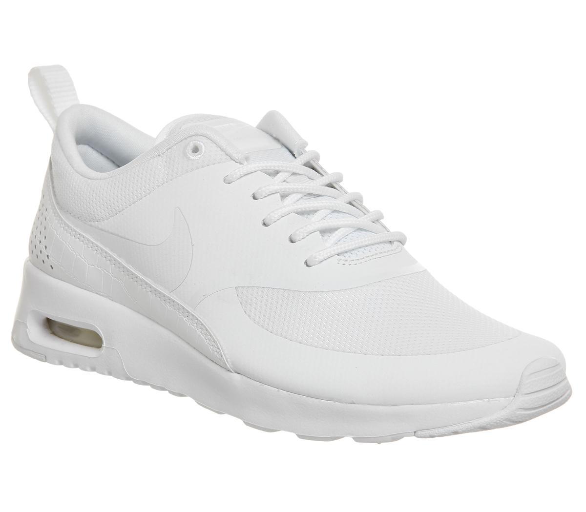 Nike Air Max Thea White Trainers
