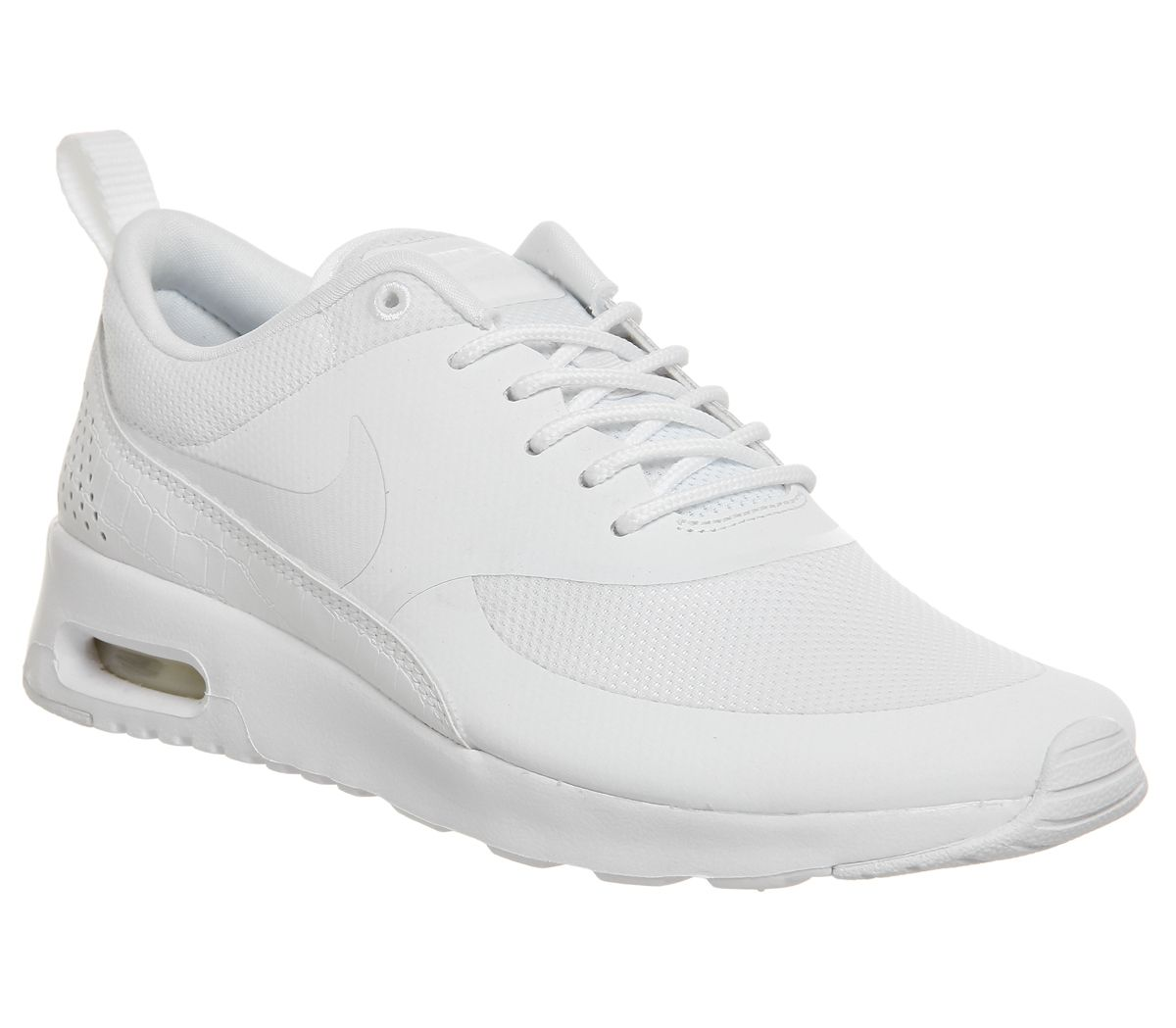 reputable site 8f07a 13822 Nike Air Max Thea White Mono - Hers trainers