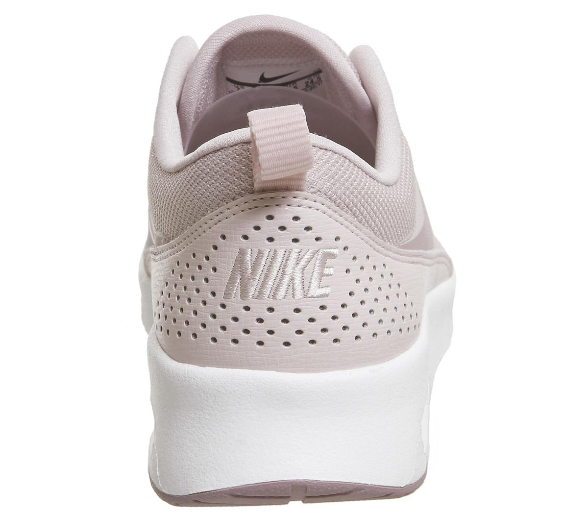 Air Max Thea Womens in Barely RoseElemental RoseWhi by
