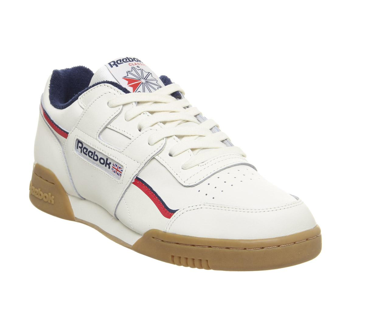 Reebok Workout Plus Trainers Classic