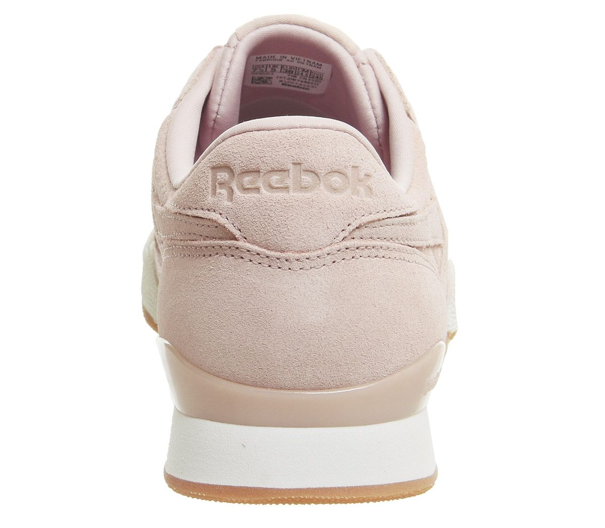 79ccbf24f35 Reebok Phase 1 Pro Trainers Exotics Bare Beige Chalk Pale Pink Gum ...