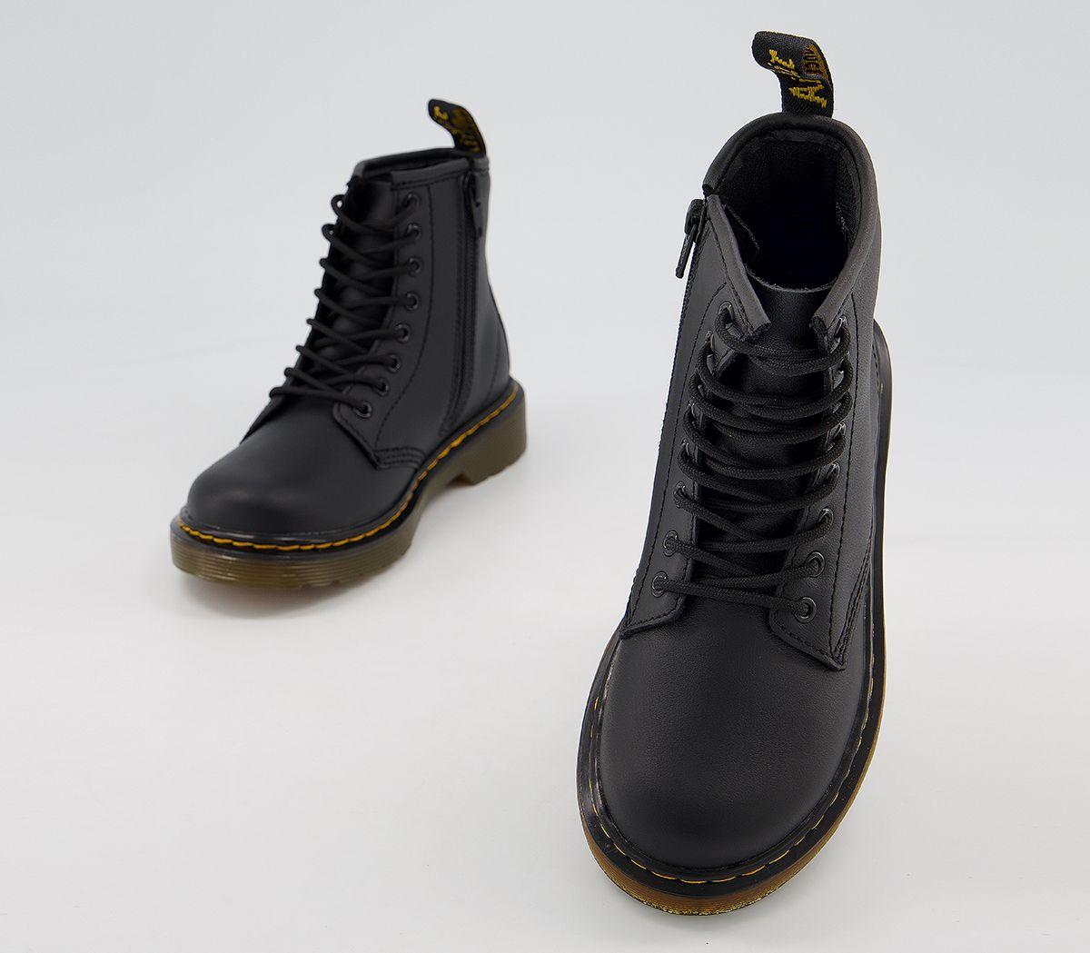 4aad4df0d06 Junior Lace Up Boots Inside Zip Delaney
