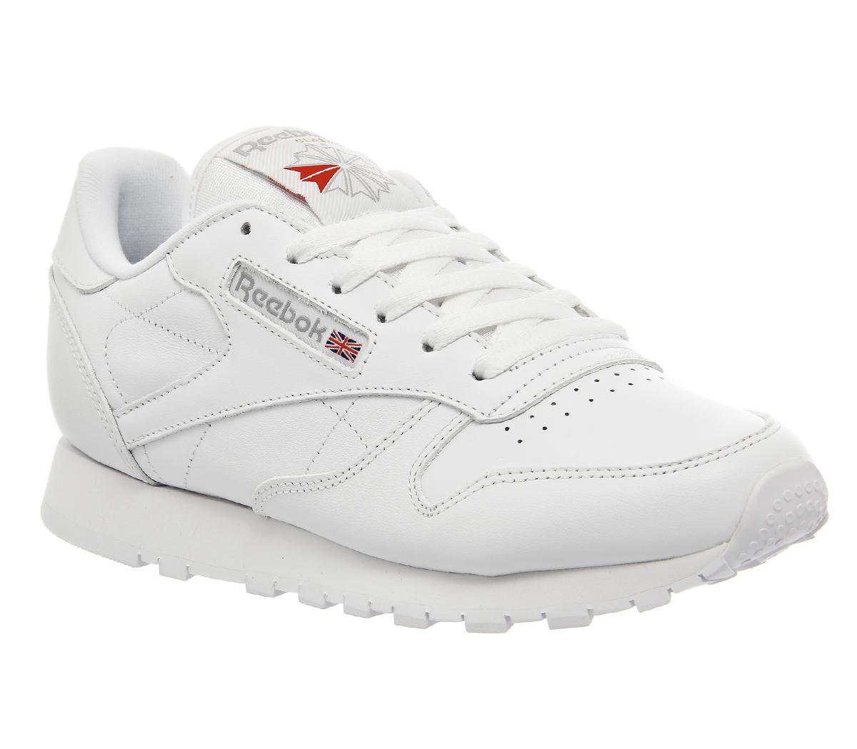 Reebok Classic Youth Trainers