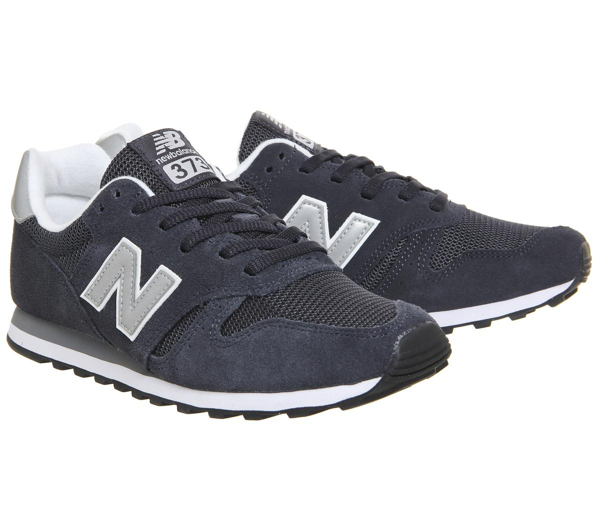 Details about New Balance 373 NavySilver 11.5 US