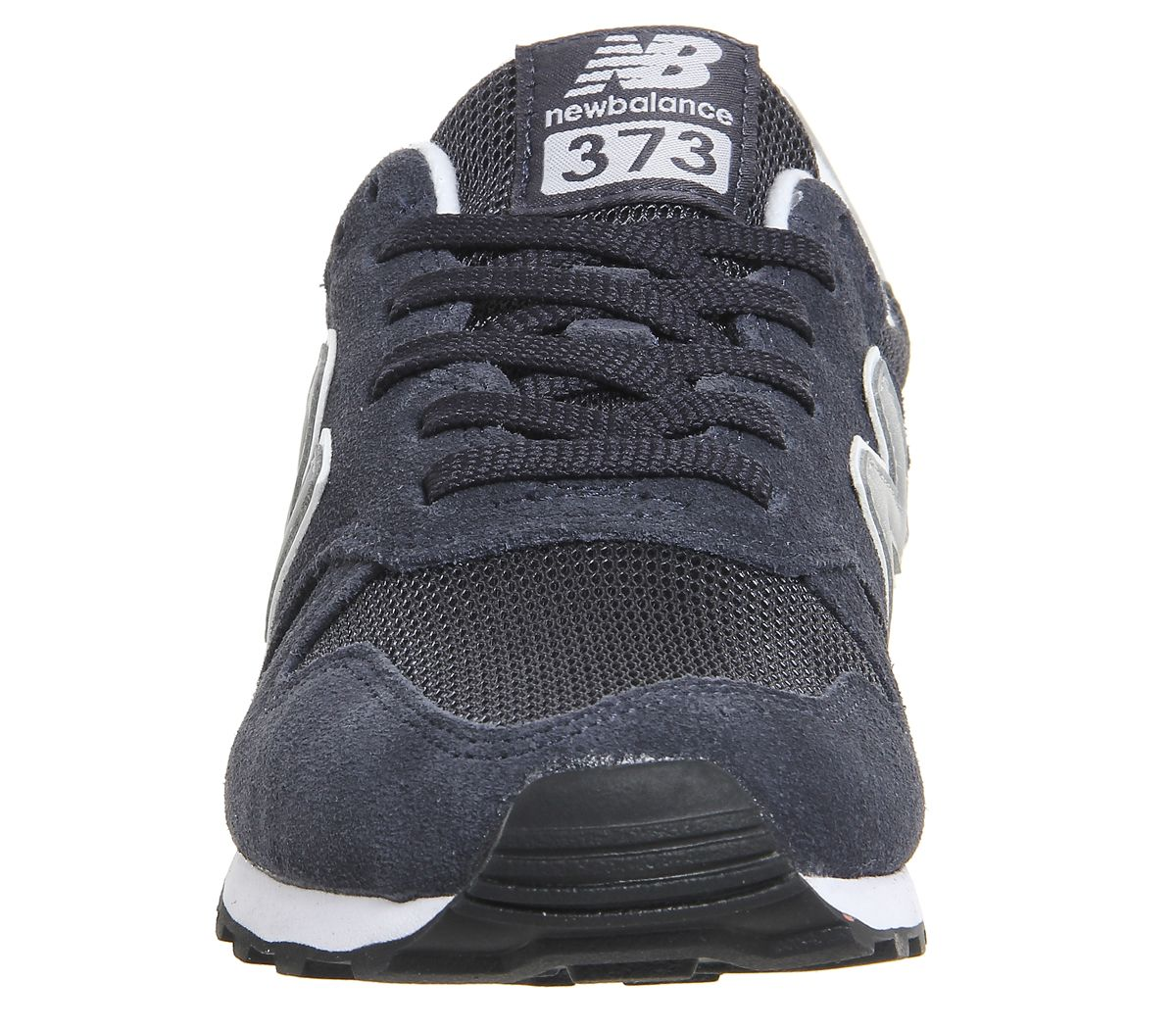 sneakers for cheap d5cc9 9624b Double tap to zoom into the image. New Balance, 373, Navy Silver ...