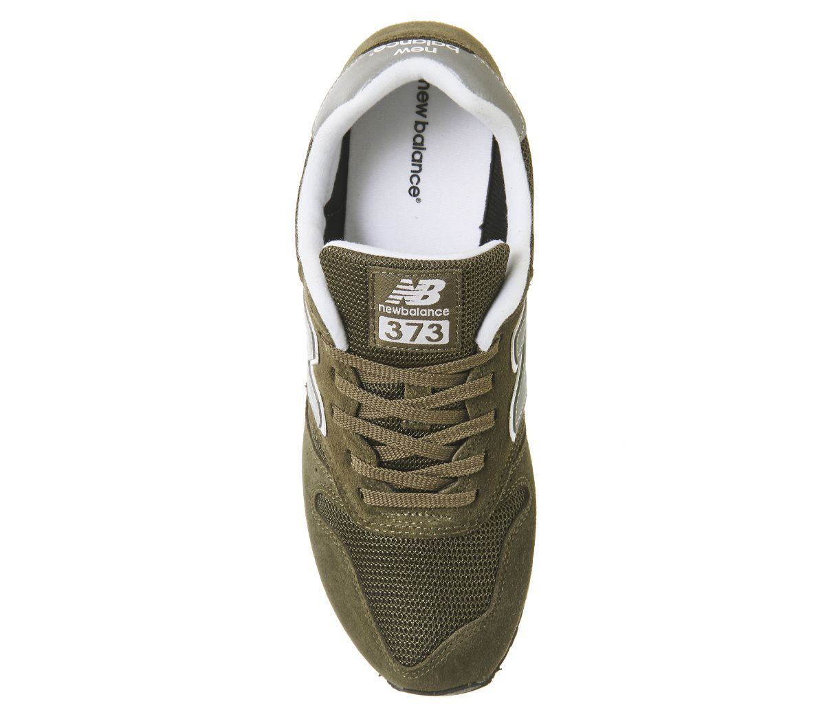 0db0b3594319a Double tap to zoom into the image. New Balance, 373, Olive Silver ...