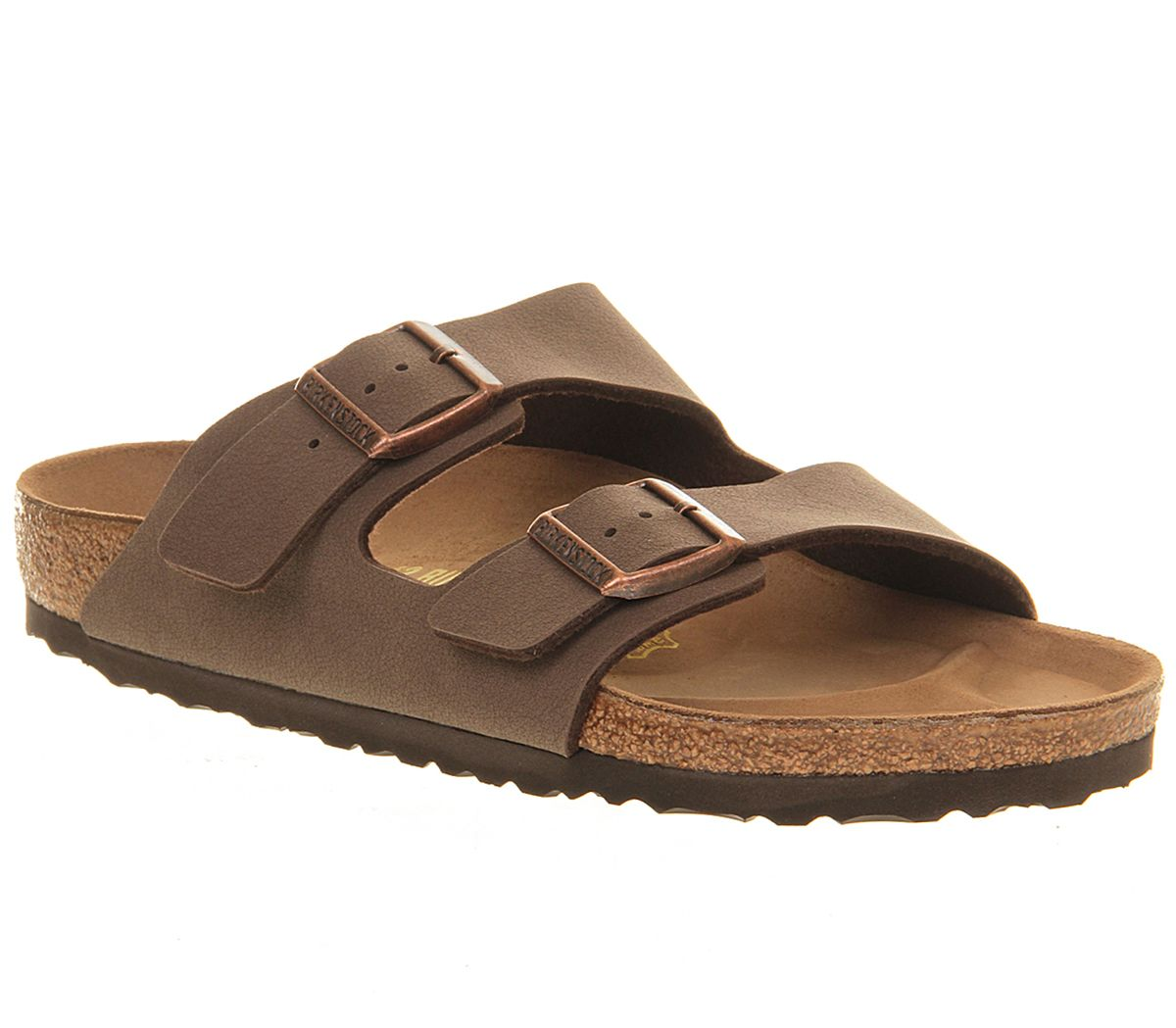 7c39cf44f Birkenstock Arizona Two Strap Sandals Mocca - Sandals