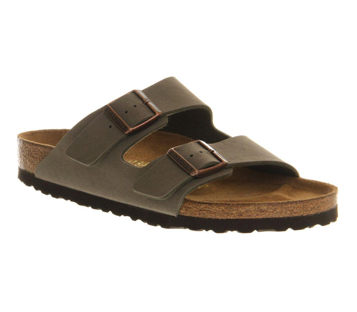 66d2cb175 Birkenstock Arizona Two Strap Sandals Stone - Sandals