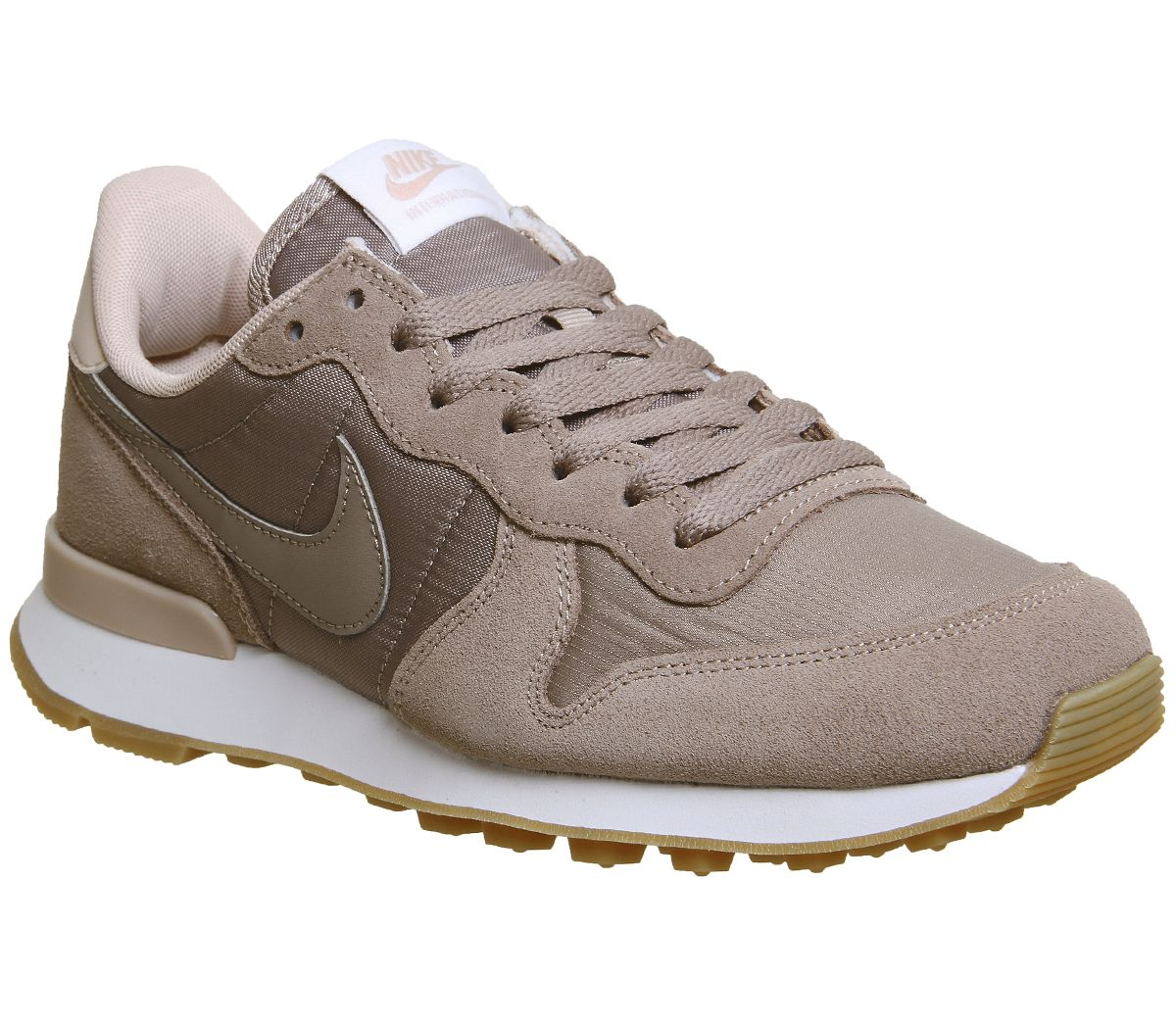 watch f9c2f 4dcae Nike Nike Internationalist Trainers Sepia Stone Particle Beige ...
