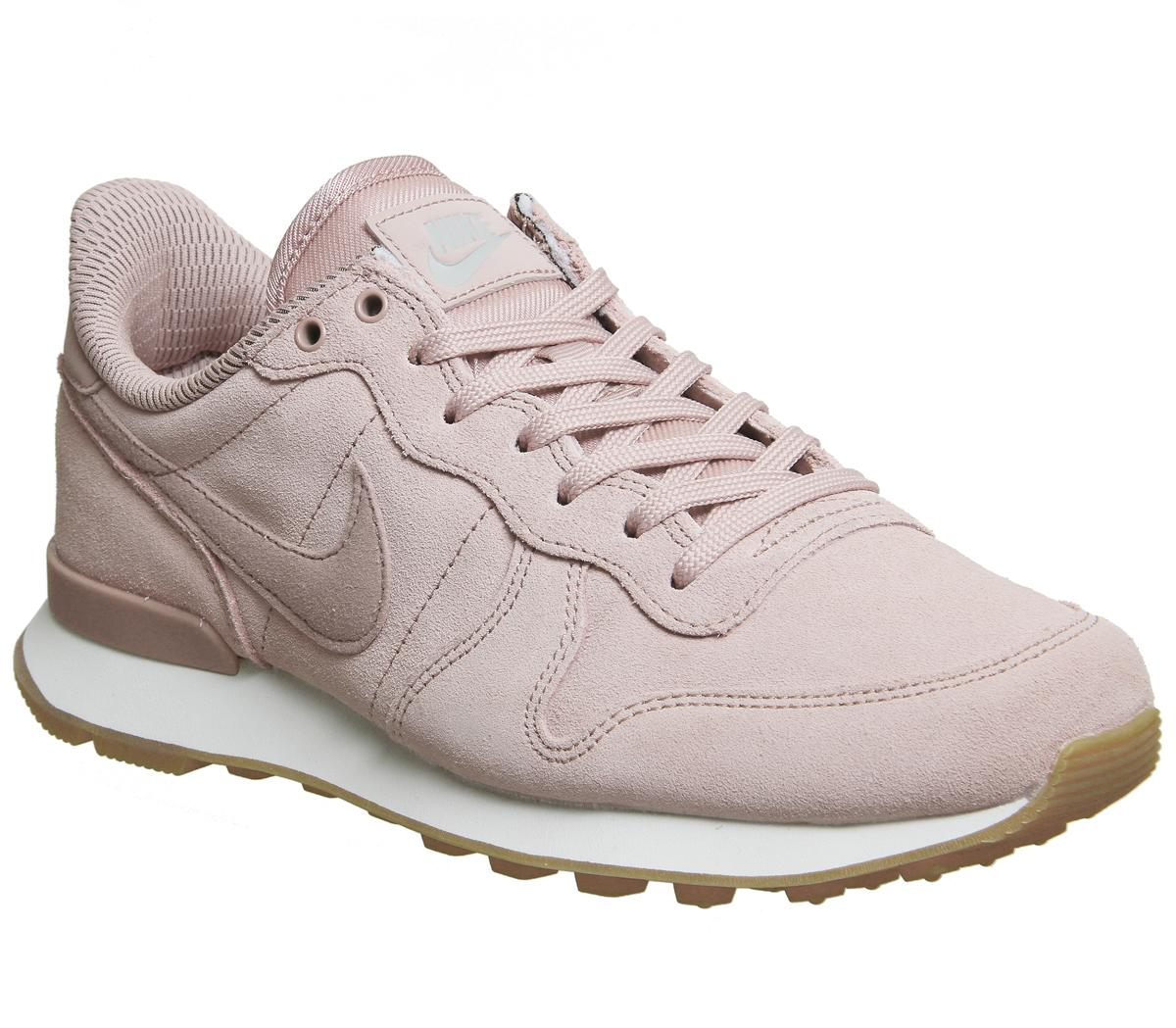 Nike Nike Internationalist Trainers Particle Pink - Sneaker damen