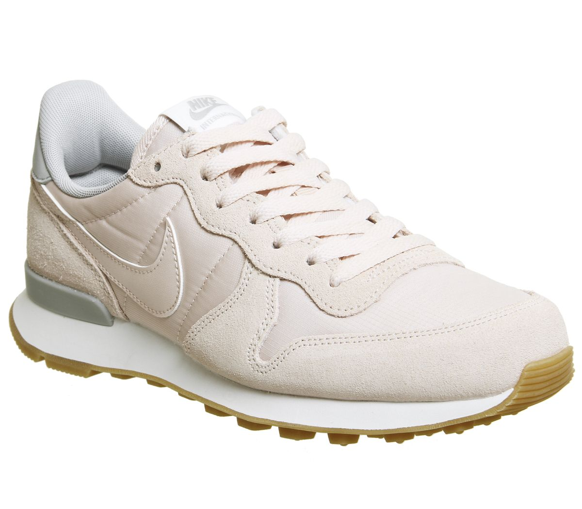 buy popular f2cbe 4722f Nike Nike Internationalist Trainers Barely Rose - Hers trainers