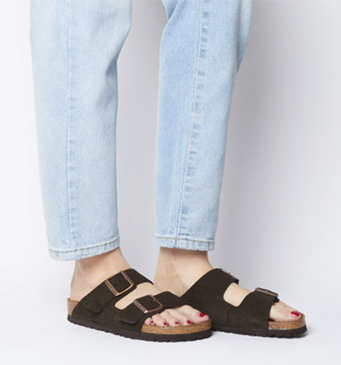 be6ce69434cf Birkenstock Mayari Cross Strap Sandals Graceful Pearl White. £59.99.  Quickbuy. 15-03-2019
