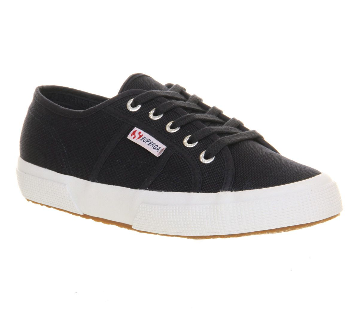 7eaea8bc4880 Superga 2750 Trainers Navy White - Office Girl
