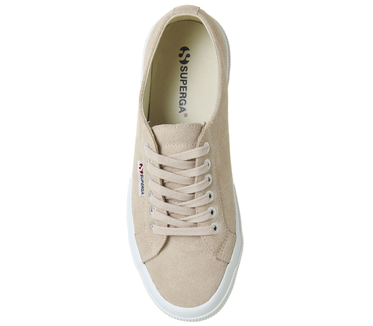 08a3c37f021 Superga 2750 Trainers Pink Skin Suede - Hers trainers