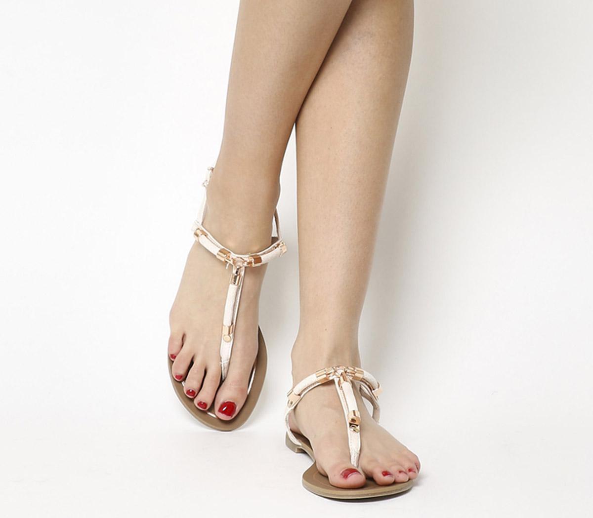 Harlow Toe Post Sandals