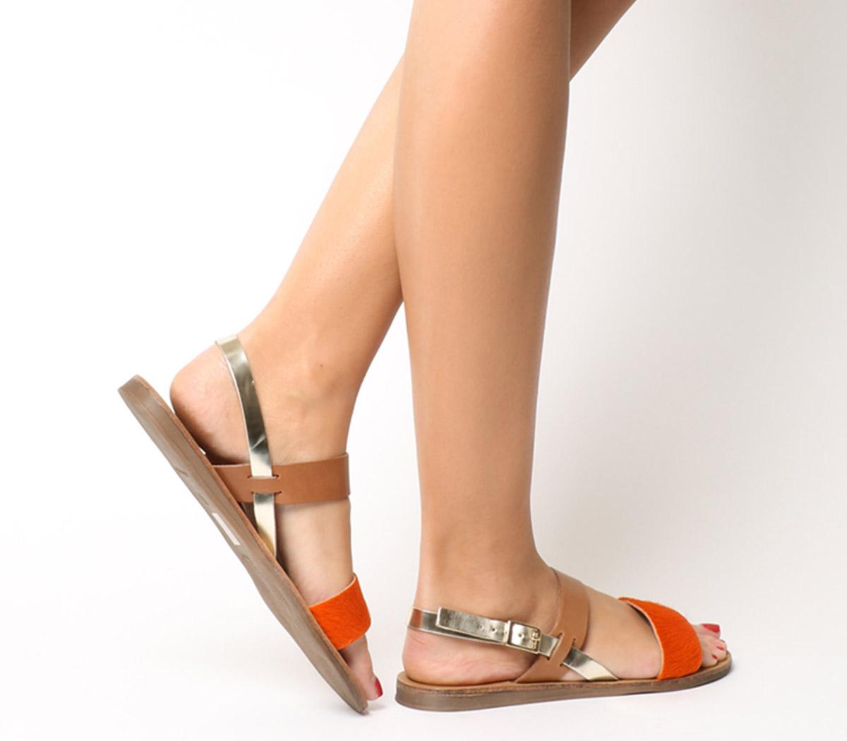 Honey Sling Back Sandals