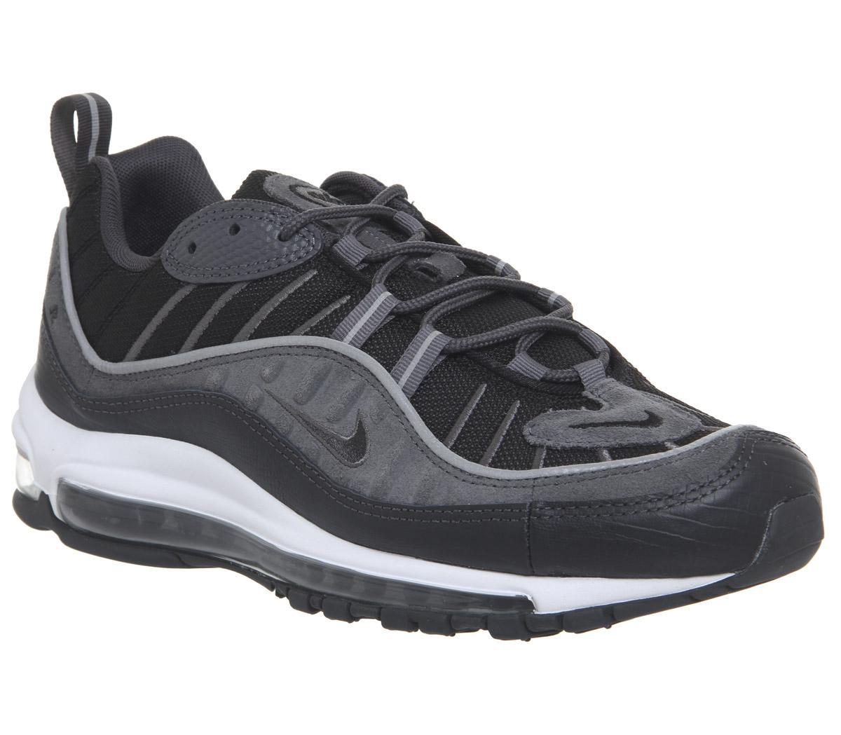Nike AIR MAX 97 BlackAnthraciteGrey
