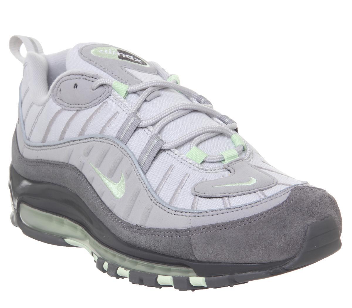 Nike Air Max 98 Trainers Vast Grey