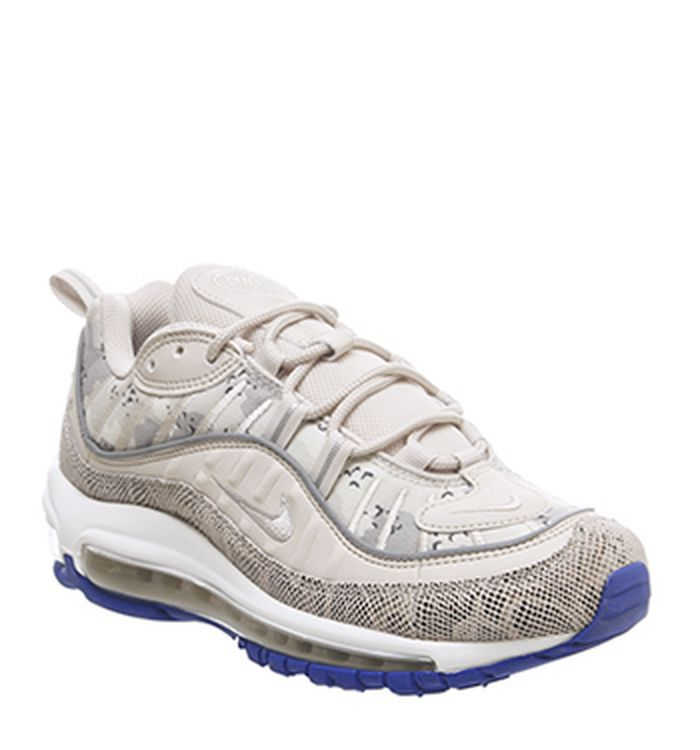 ef0772df98 Launching 23-05-2019 · Nike Air Max 98 Trainers Orewood Brown Moon Particle  Hyper Pink. £165.00