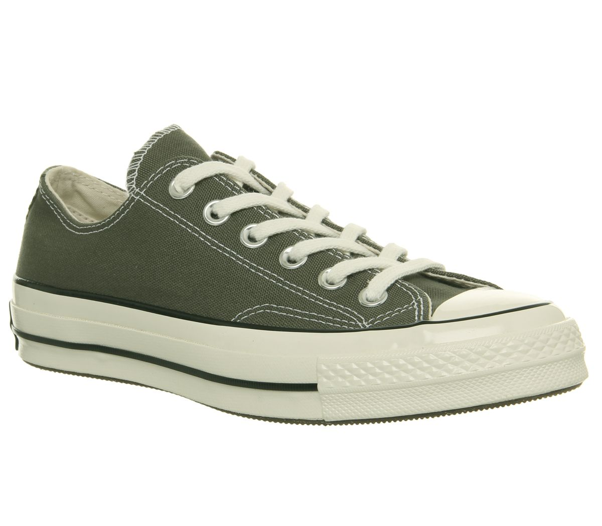 7367f5cb5859 Converse All Star Ox 70 s Trainers Field Surplus Black - His trainers