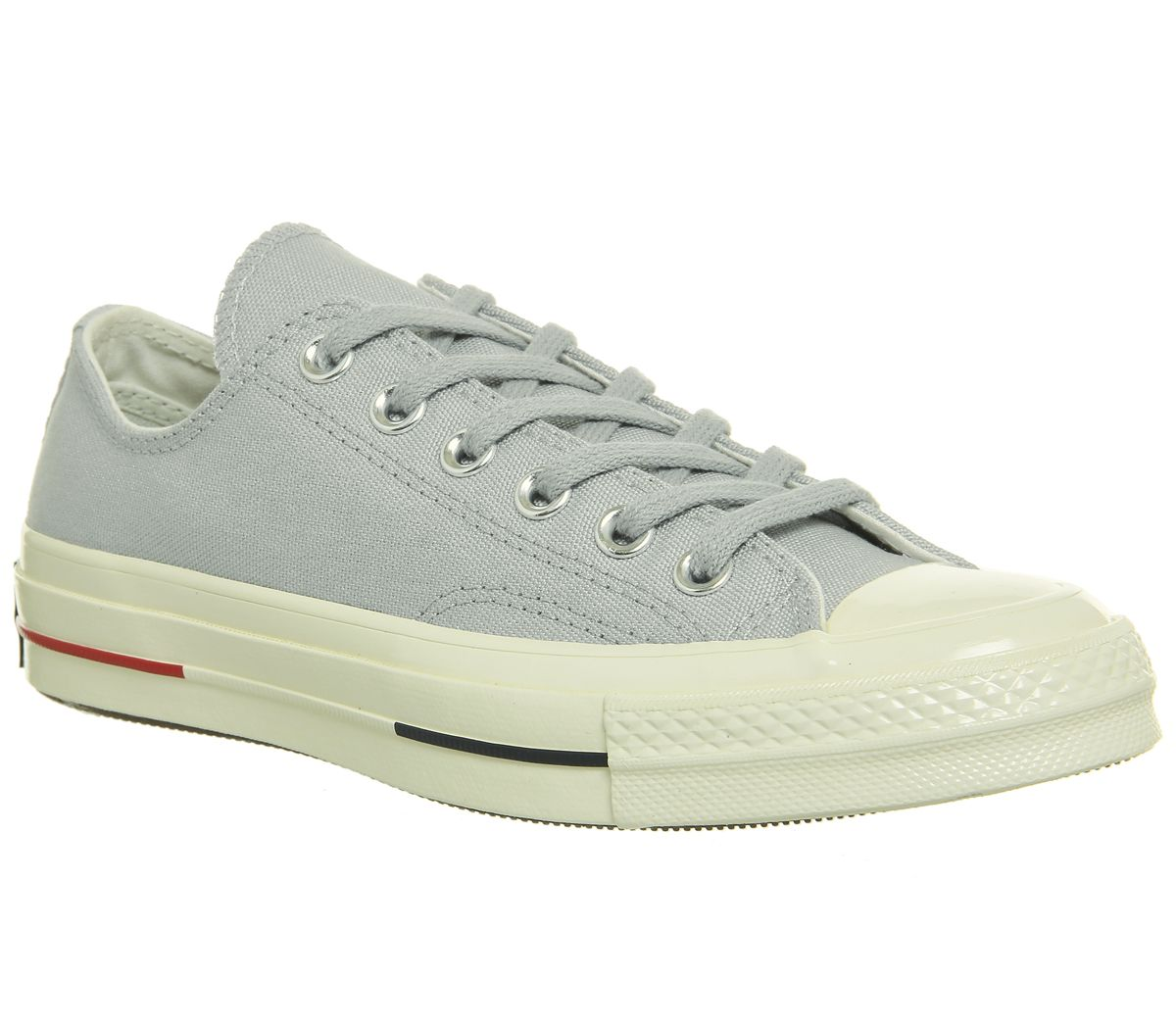 c1904eea9da5 Converse All Star Ox 70 s Wolf Grey Navy Gym Red - His trainers