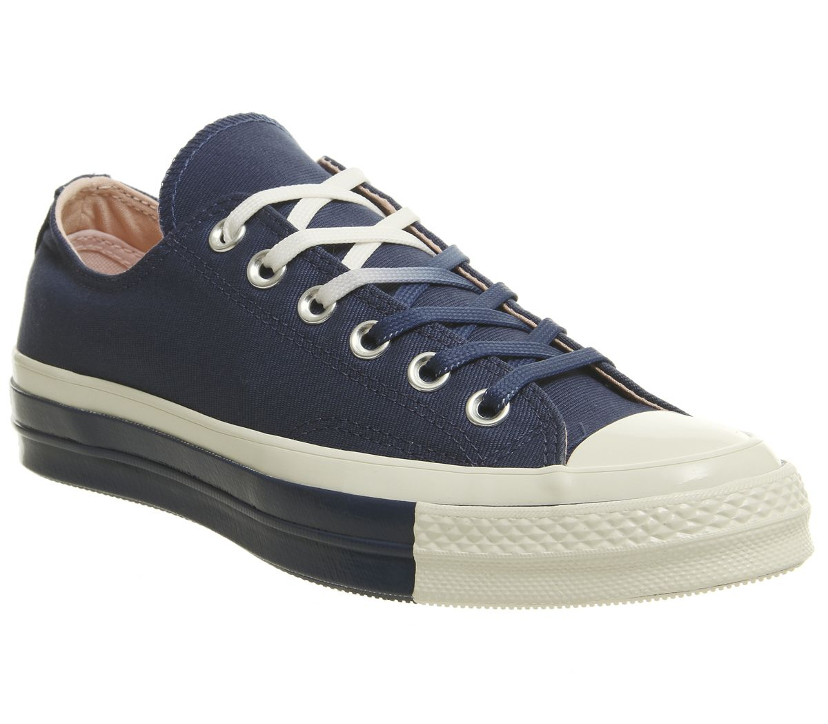 da3f5ff655d8e4 Converse All Star Ox 70s Trainers Mason Blue Egret Split - His trainers