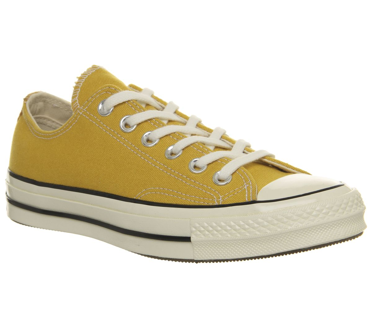 0607f47b5bb0 Converse All Star Ox 70 s Trainers Sunflower Black White - His trainers