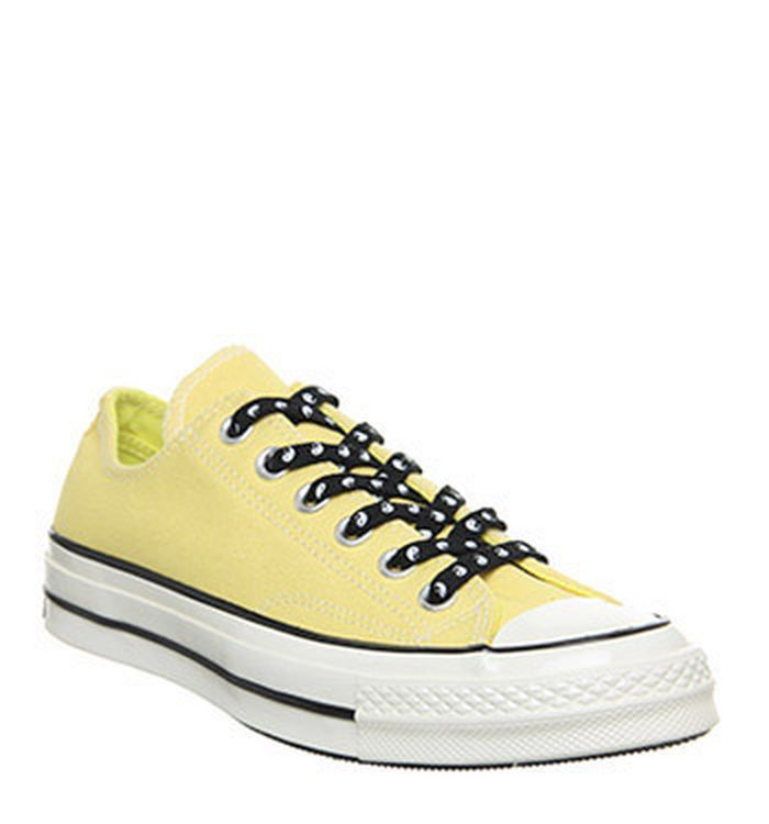 916b5aad3971 01-04-2019 · Converse All Star Ox 70 s Trainers Butter Yellow Fresh Yellow  Ying Yang