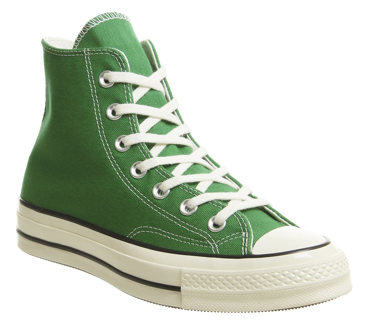 f0d234609867 Converse All Star Hi 70 s Trainers Green Black Egret - Unisex Sports