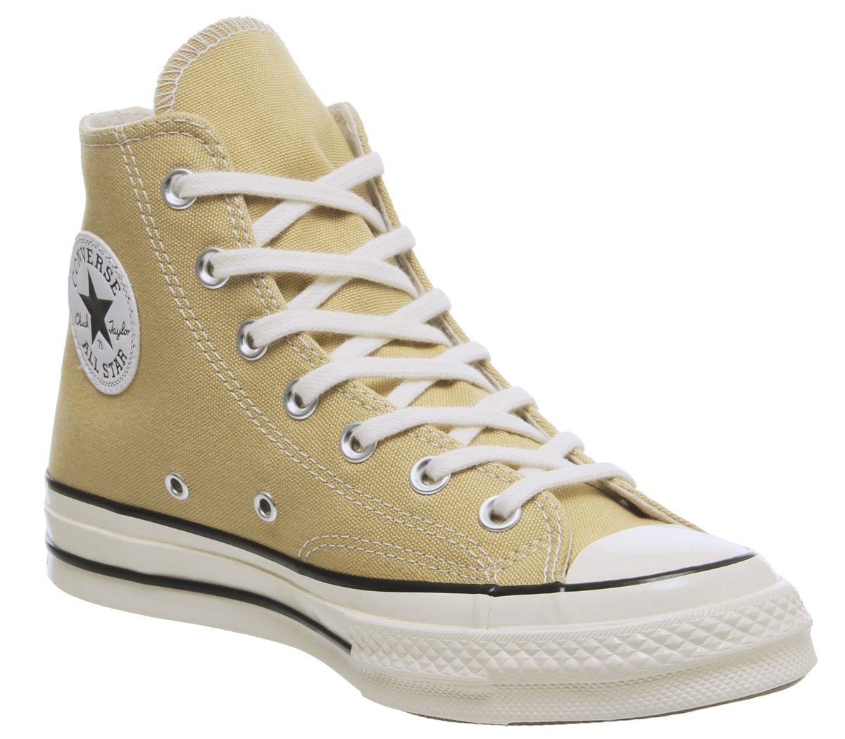 29e4c9052679 Converse All Star Hi 70 s Trainers Club Gold Egret Black - Unisex Sports