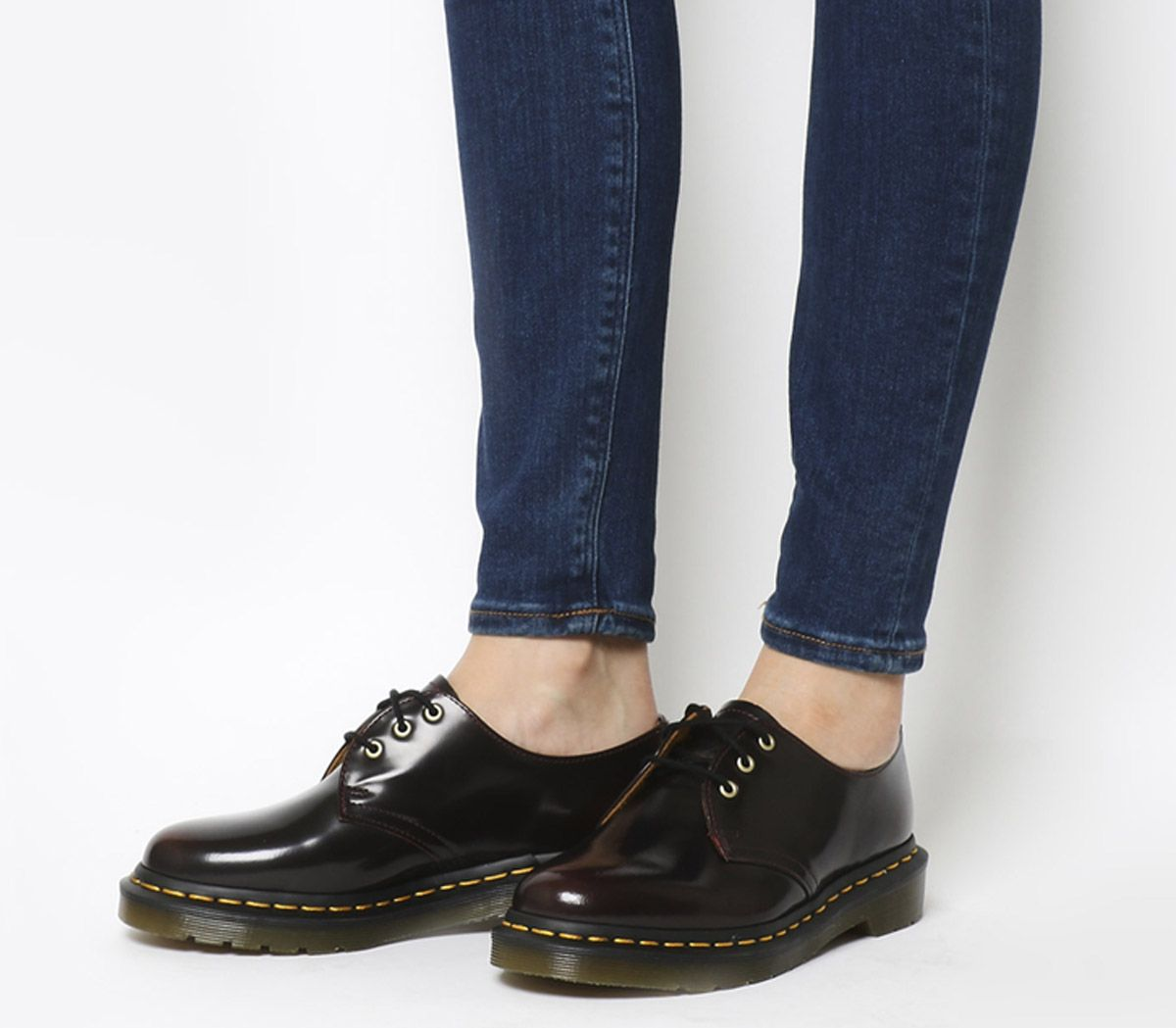 super popular de794 4e535 Dr. Martens 1416 Shoes Cherry Red - Flats