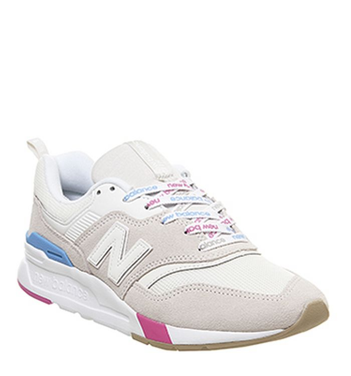 6ffbeca4320b0 New Balance 997 Trainers Oyster Pink Team Away Grey. £74.99. Quickbuy.  08-07-2019