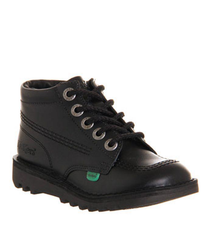 0f047cc6 Kickers Kick Low Infant Core Black. £47.99. Quickbuy. 01-07-2014