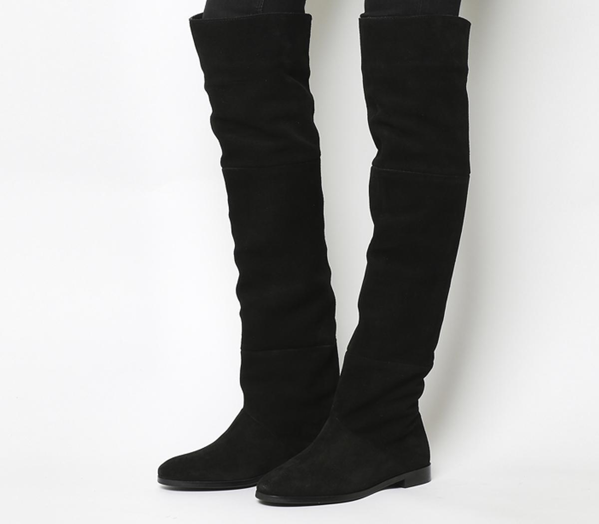 Nova Thigh High Boots