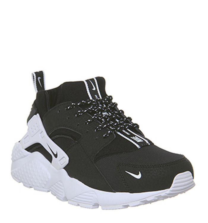 hot sale online ab169 74ee4 29-11-2018 · Nike Huarache Gs Trainers Black Black White. was £64.99 ...