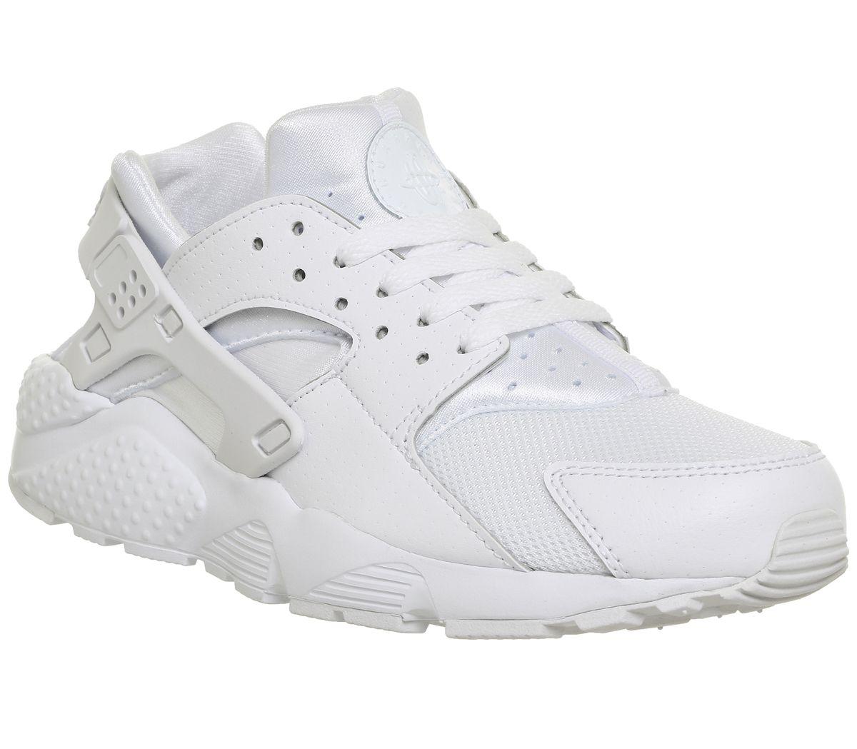 bef67e03ab39 Nike Huarache Trainers White - Unisex