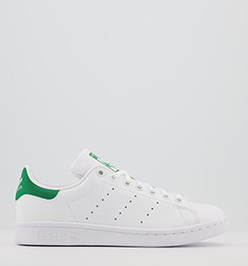 Adidas Stan Smith | White & Black Stan Smiths | OFFICE