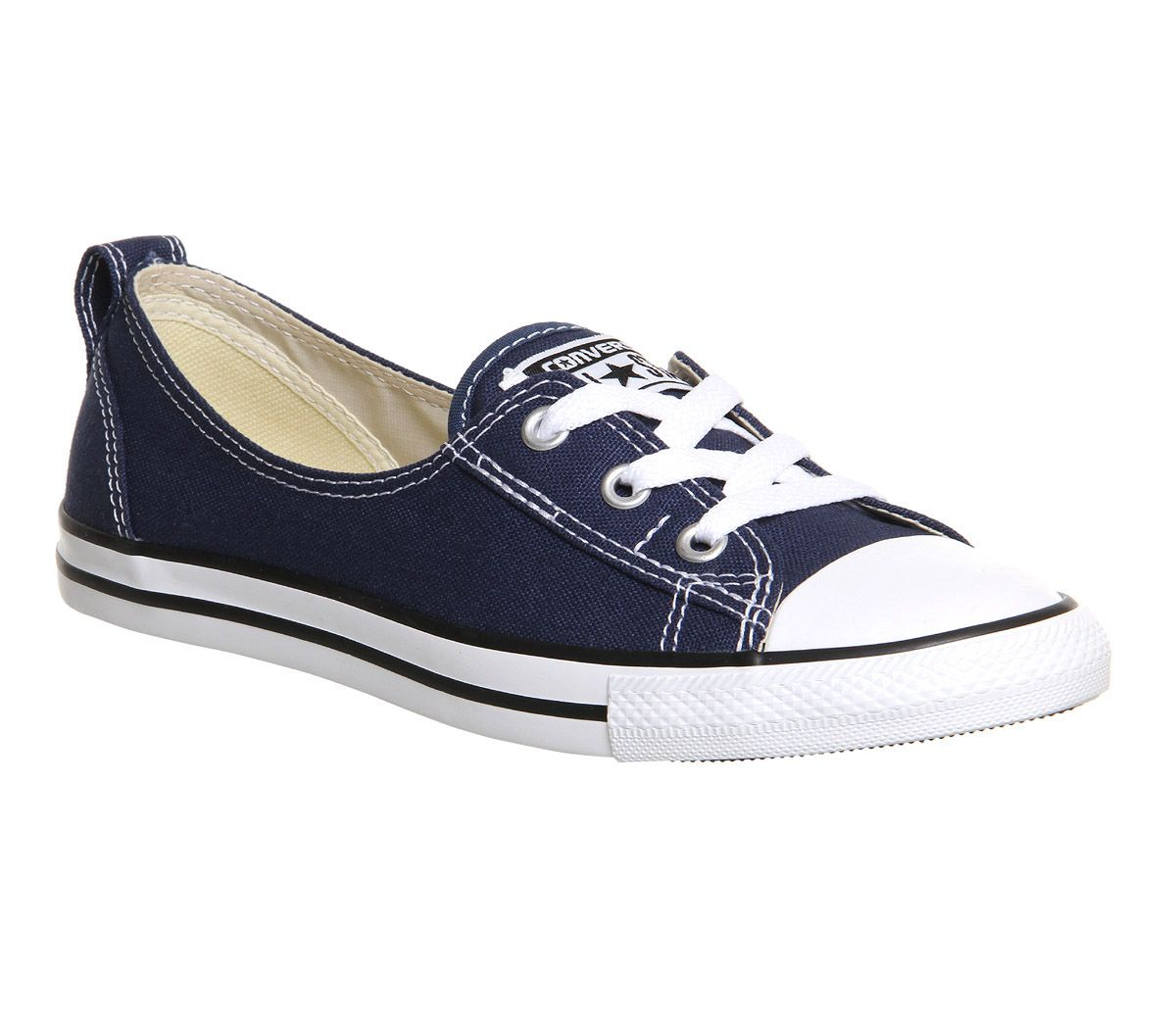 d65bcad8efdb04 Converse Ctas Ballet Lace Navy - Hers Exclusives