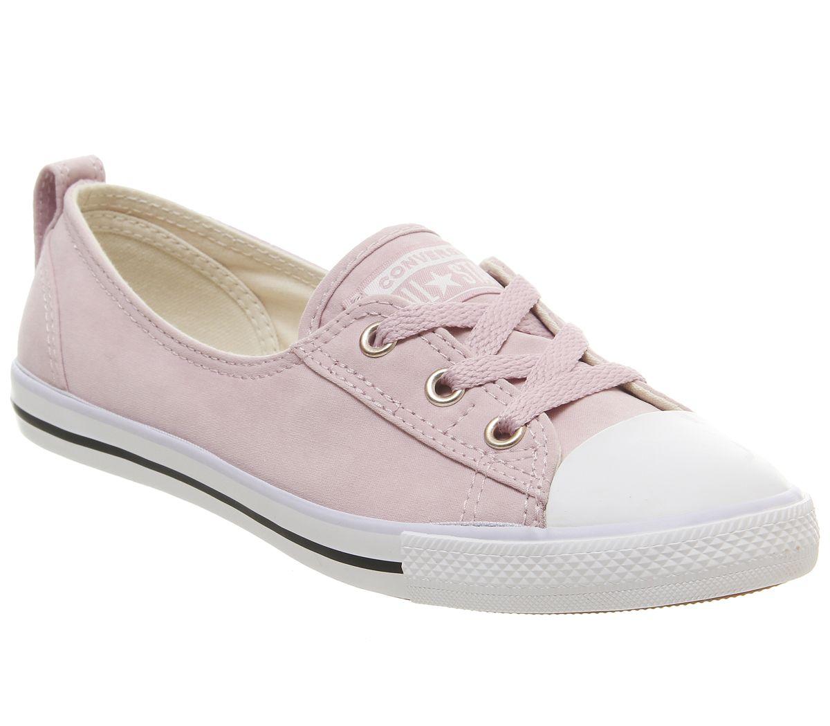6e437198b8d0 Converse Ctas Ballet Lace Trainers Plum Chalk Oxygen Purple ...