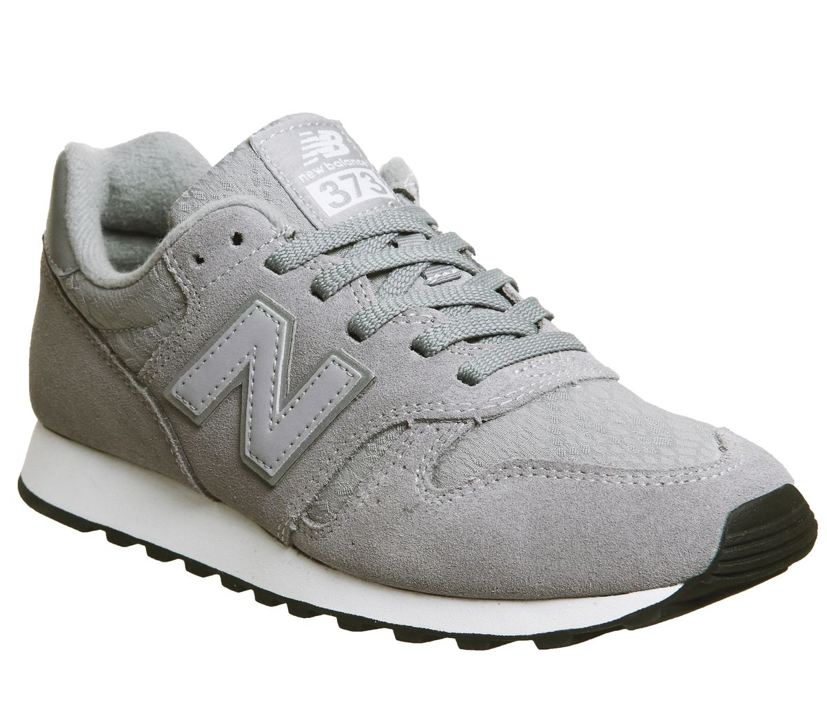cheap for discount 41e99 62586 New Balance 373 Trainers Grey Lace - Hers trainers